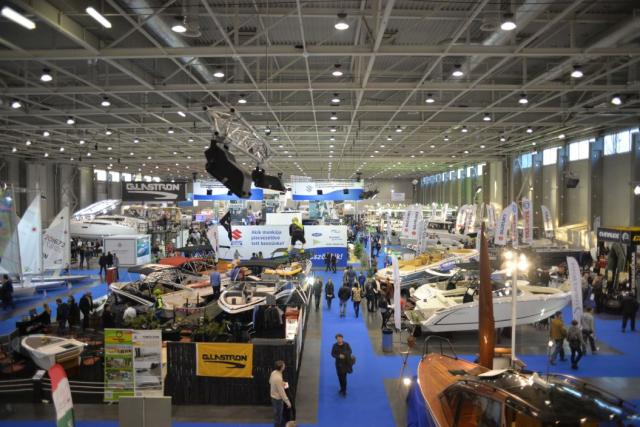 Hamarosan nyit a Budapest Boat Show
