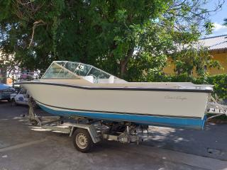Chris Craft 650x250 Mercury 200 hp